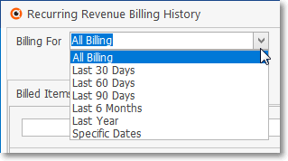 HelpFilesAutoBillForm-RecurringBillingHistoryGrid-BillingForOptions