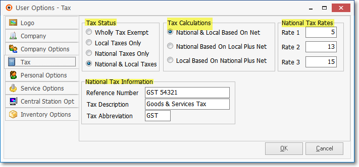 HelpFilesUserOptions-TaxTab-CanadaTaxSections