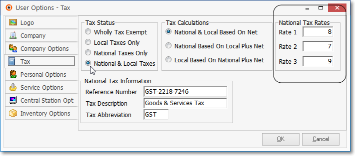 HelpFilesUserOptionsTaxTabNational&LocalTaxes