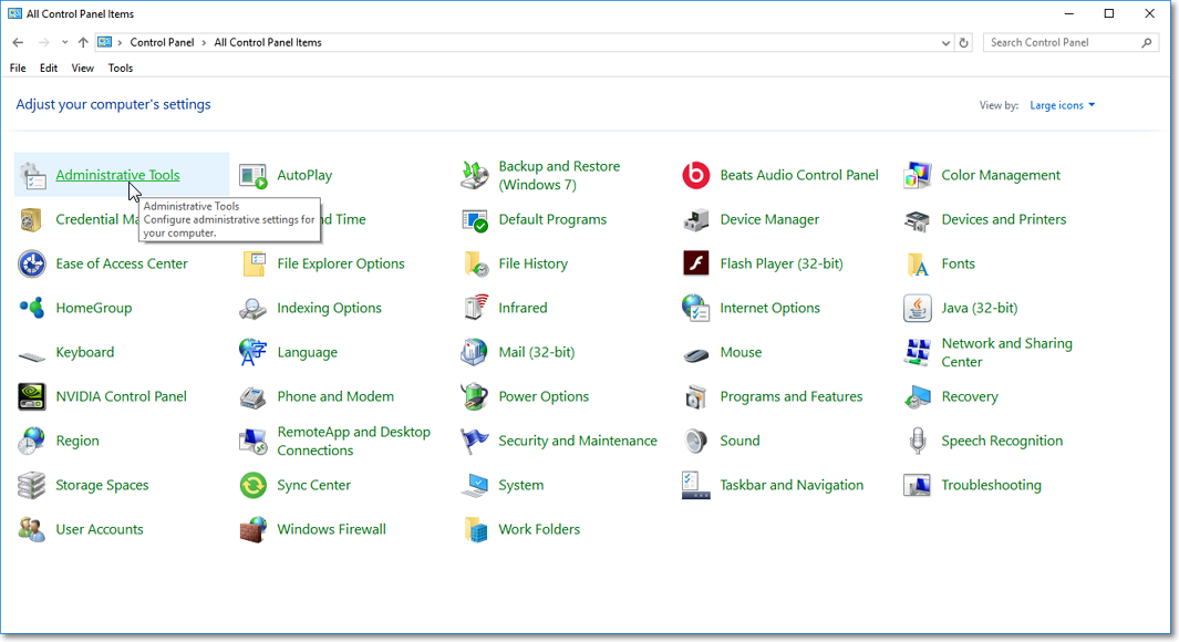 HelpFilesWindowsSettingsSearch-ControlPanel-Administrative Tools